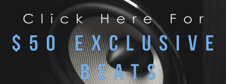 $50 Exclusive Beats